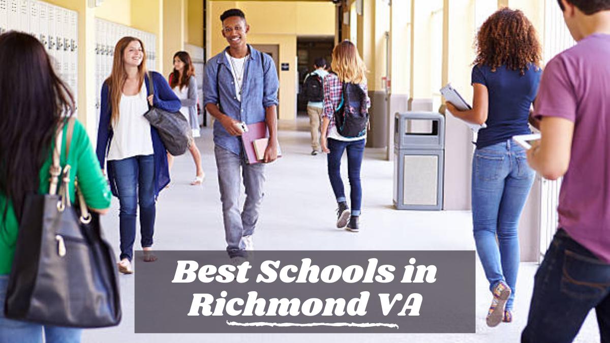 Best Schools in Richmond VA