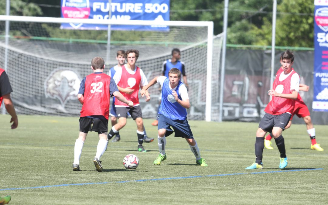 Best Soccer Camps For College Recruiting