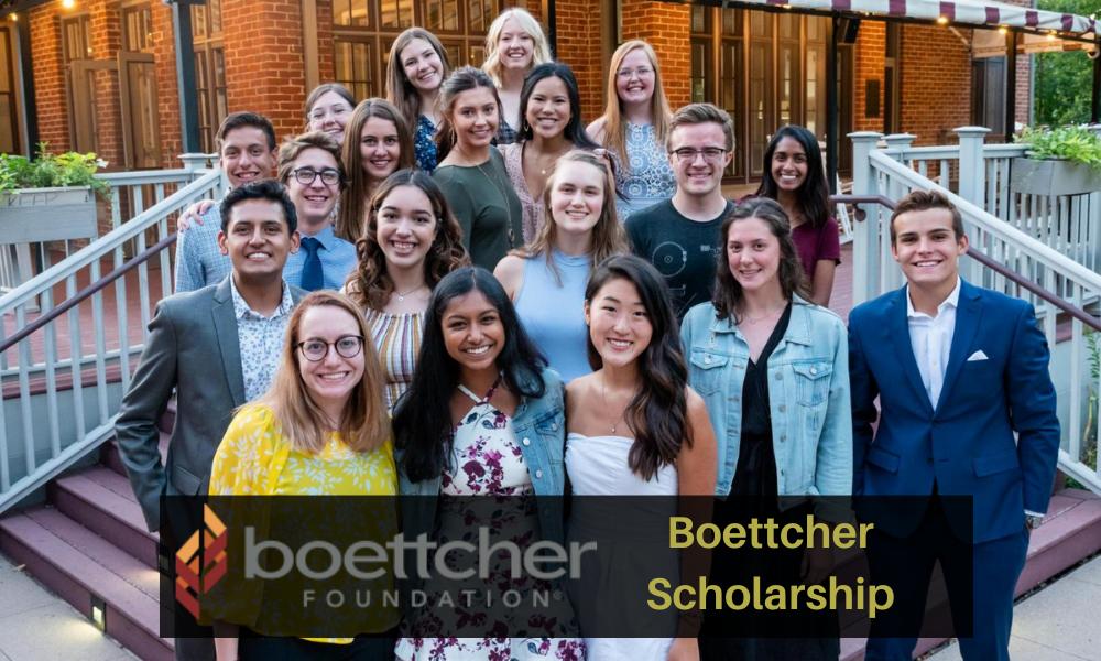 Boettcher Scholarship