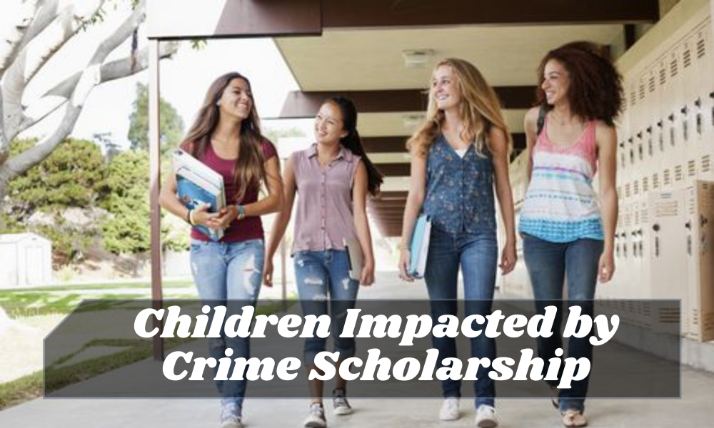 Children Impacted by Crime Scholarship