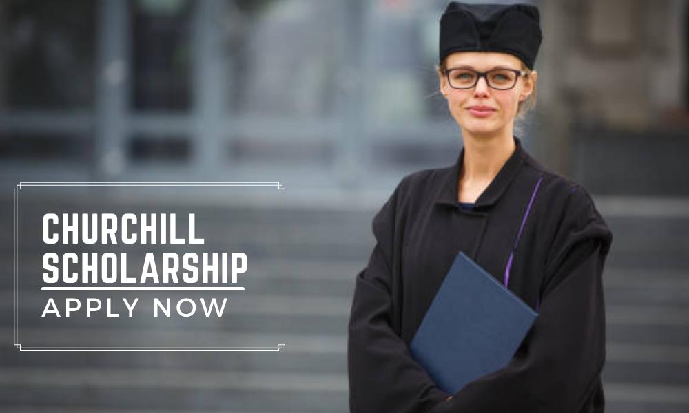 Churchill Scholarship