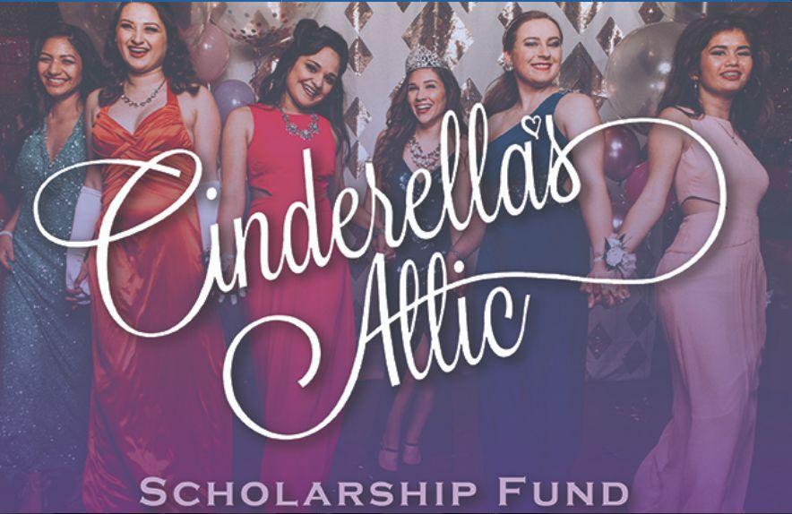 Cinderella Attic Scholarship Female High School Seniors