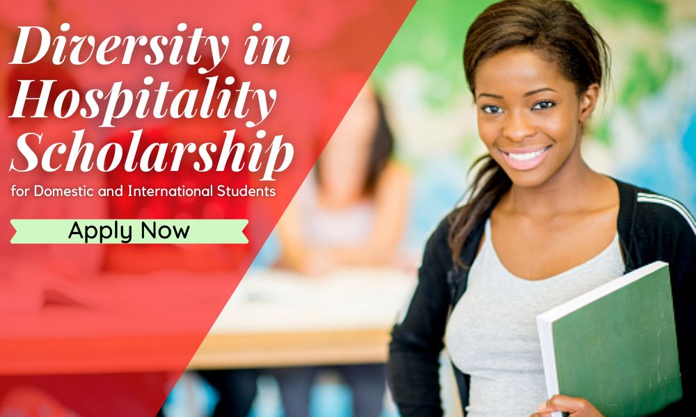 Diversity in Hospitality Scholarship for Domestic and International Students