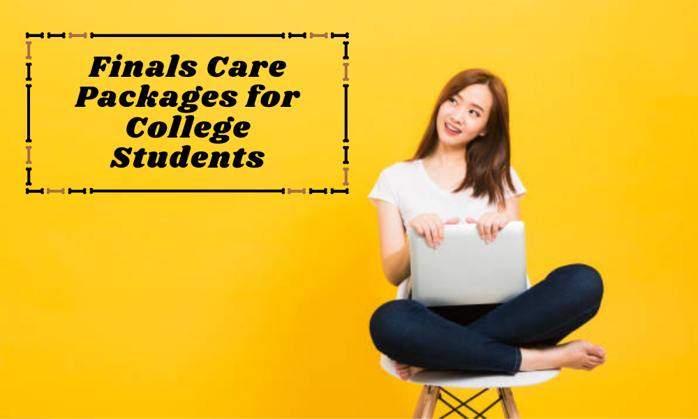 Finals Care Packages for College Students