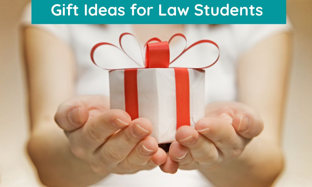Gift Ideas for Law Students