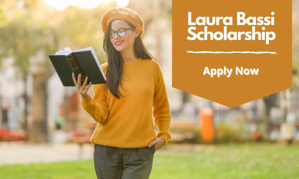 Laura Bassi Scholarship