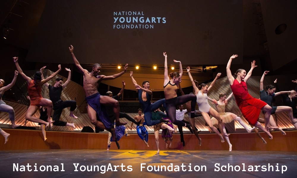 National YoungArts Foundation Scholarship