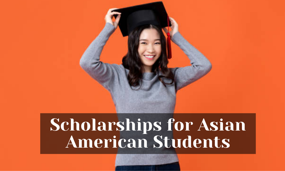 Scholarships for Asian American Students