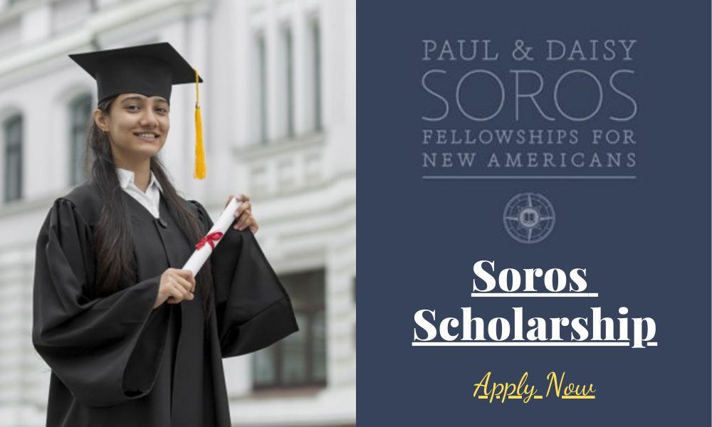 Soros Scholarship