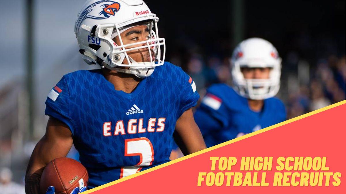 Top High School Football Recruits