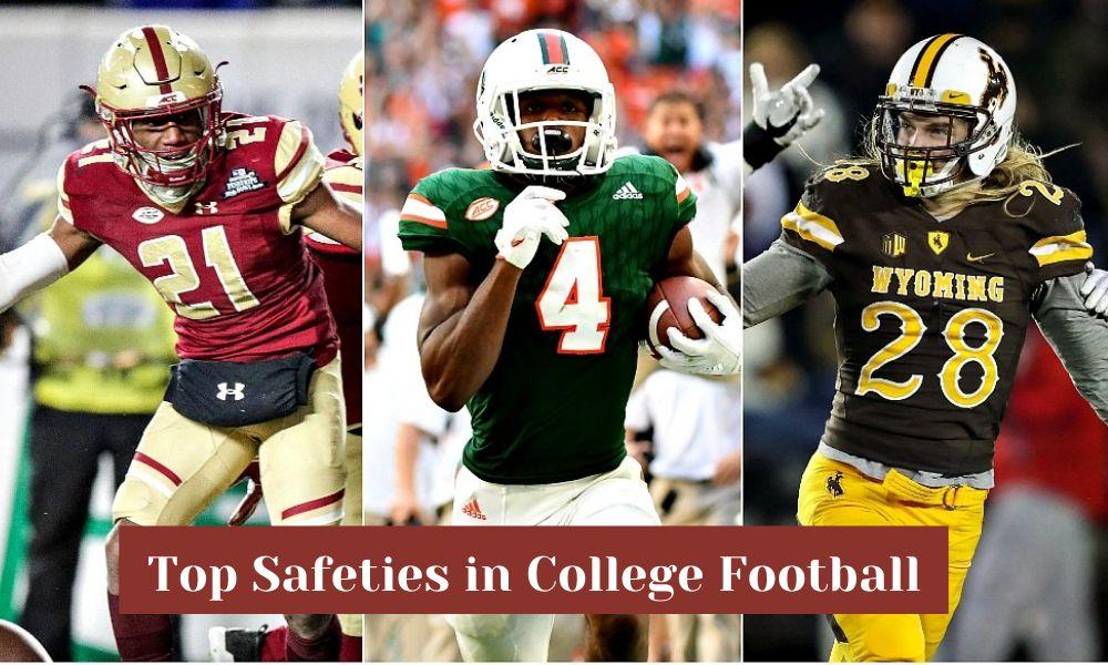 Top Safeties in College Football