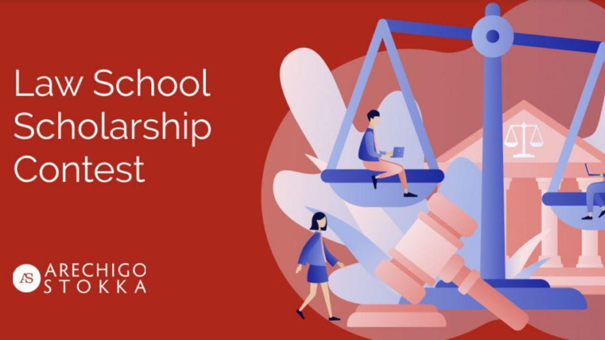 Arechigo & Stokka $2000 Law Scholarship Contest