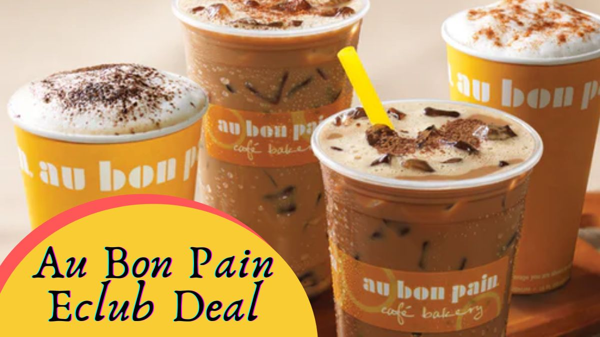 Au Bon Pain Eclub Deal
