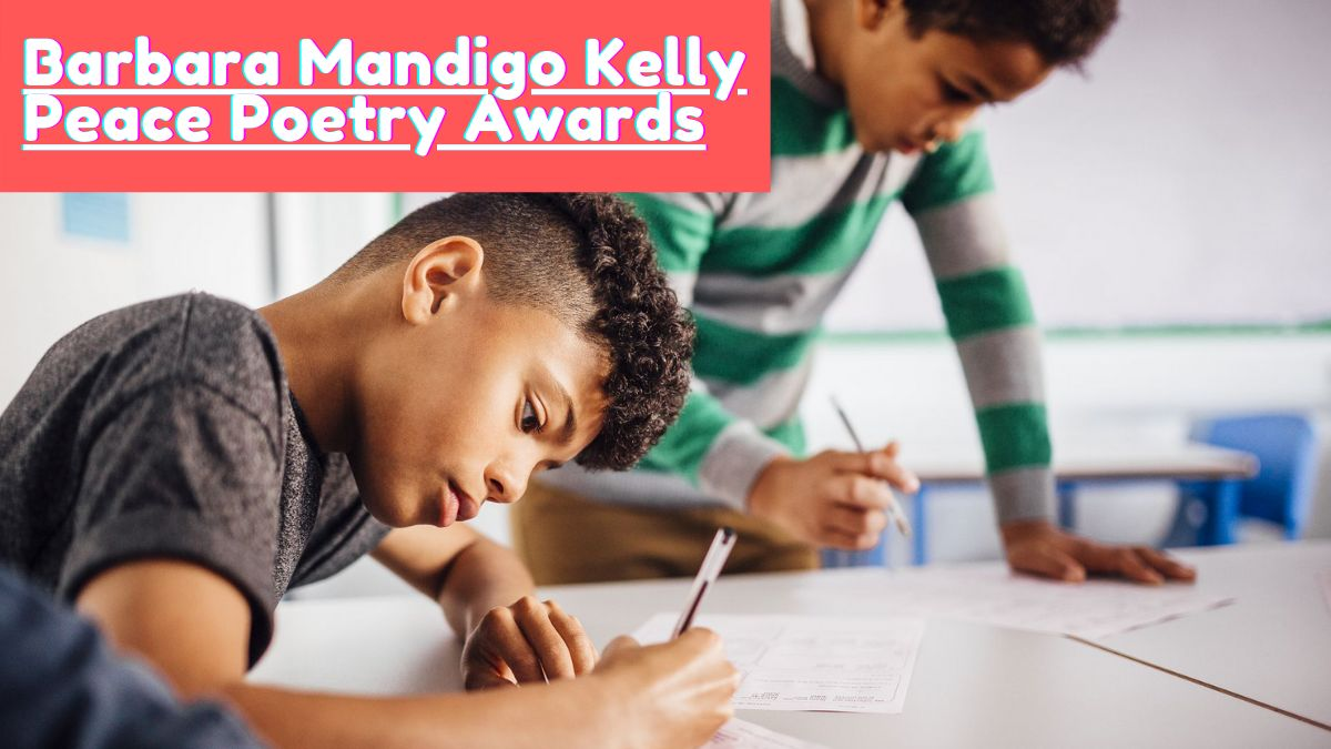 Barbara Mandigo Kelly Peace Poetry Awards