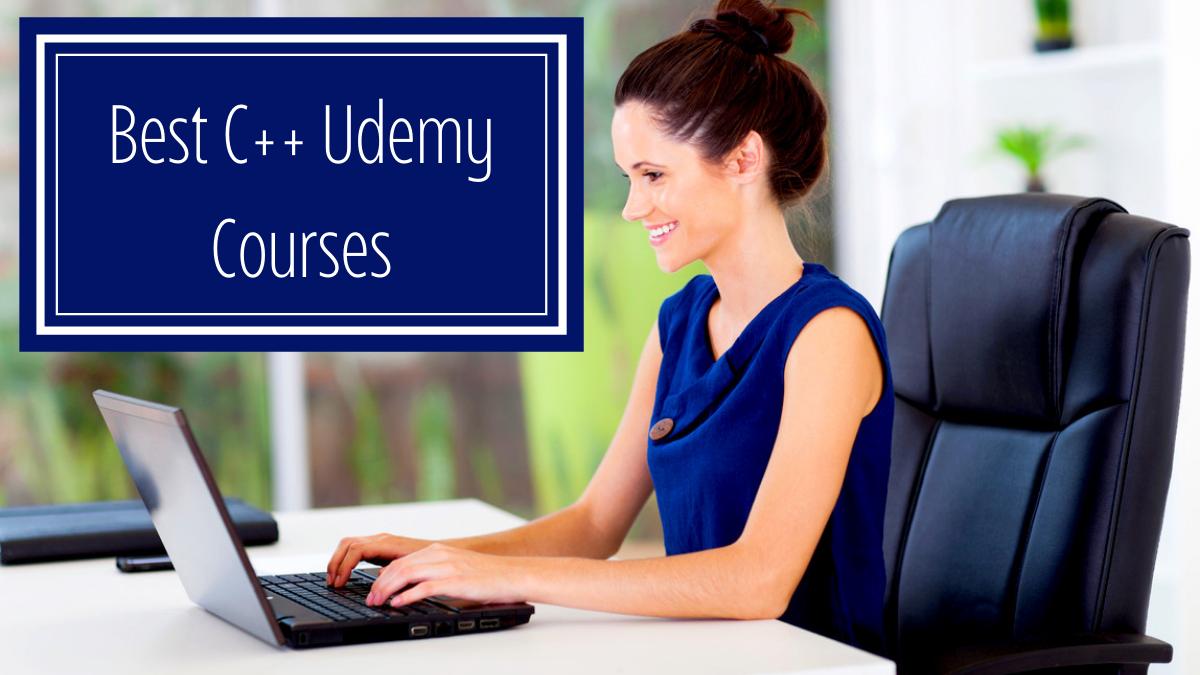 Best C++ Udemy Courses
