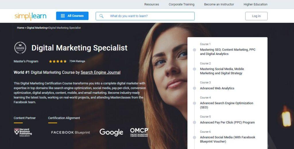 Best Digital Marketing Online Courses