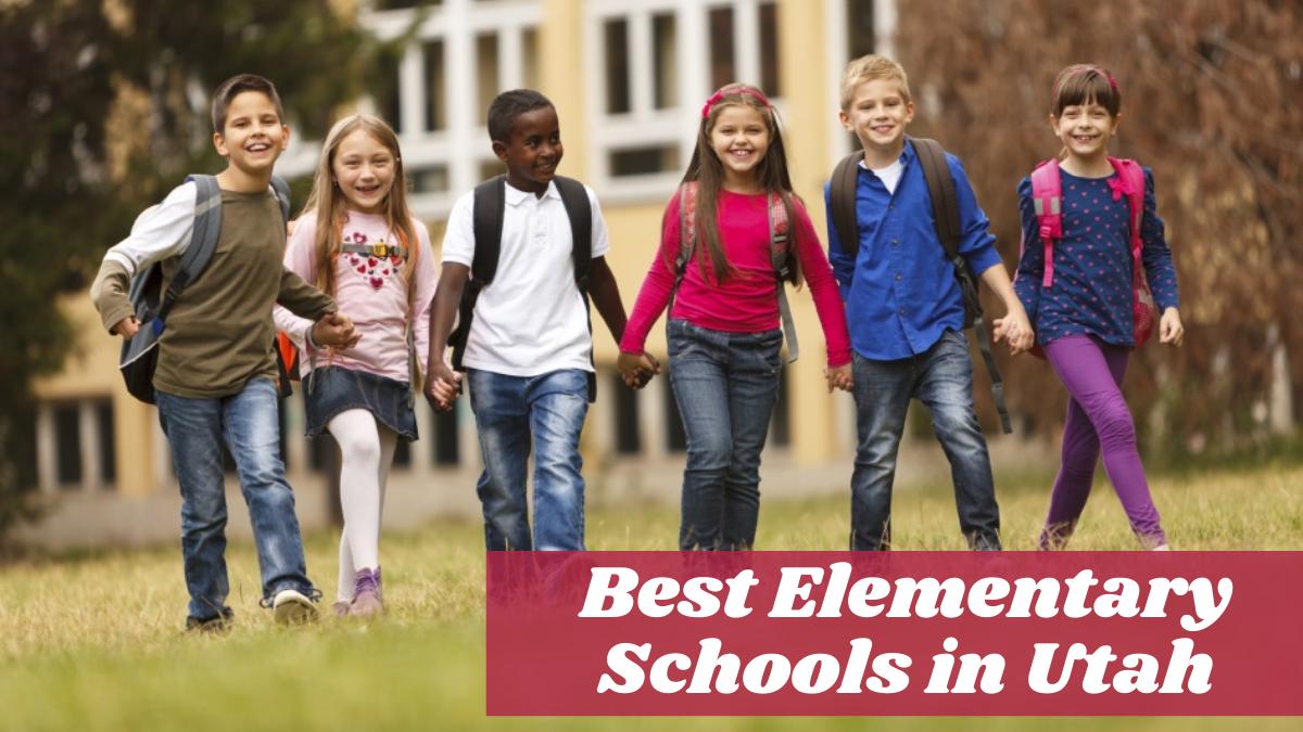 Best Elementary Schools in Utah