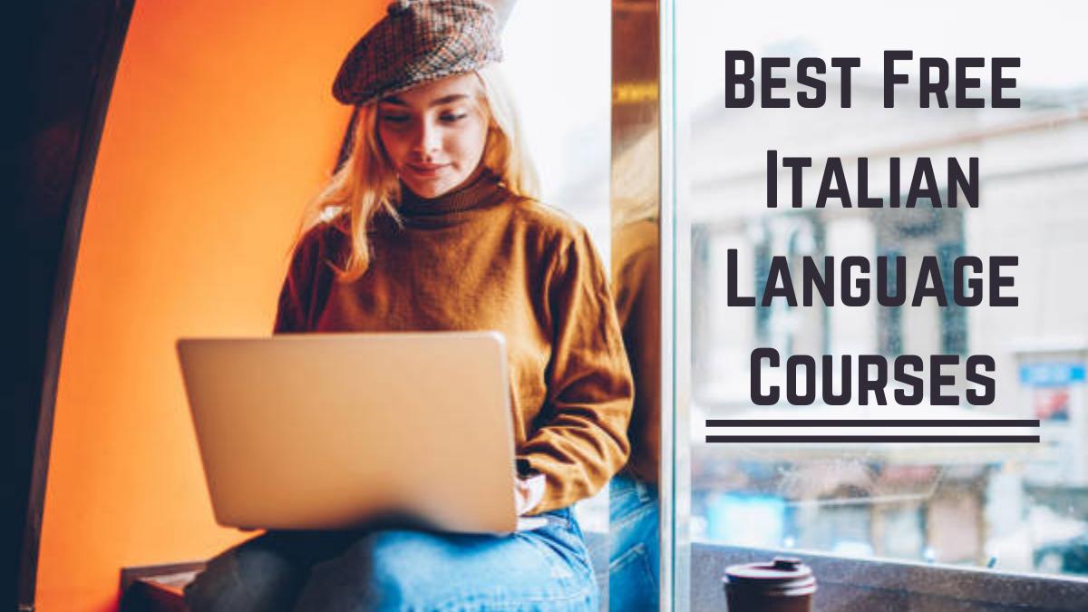 Best Free Italian Language Courses