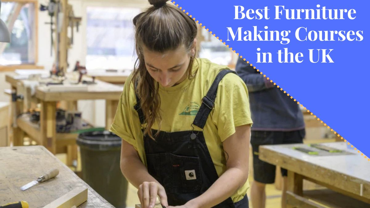 Best Furniture Making Courses in the UK