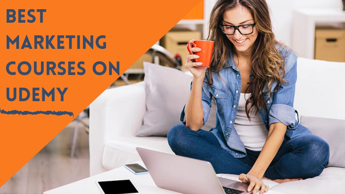 Best Marketing Courses on Udemy