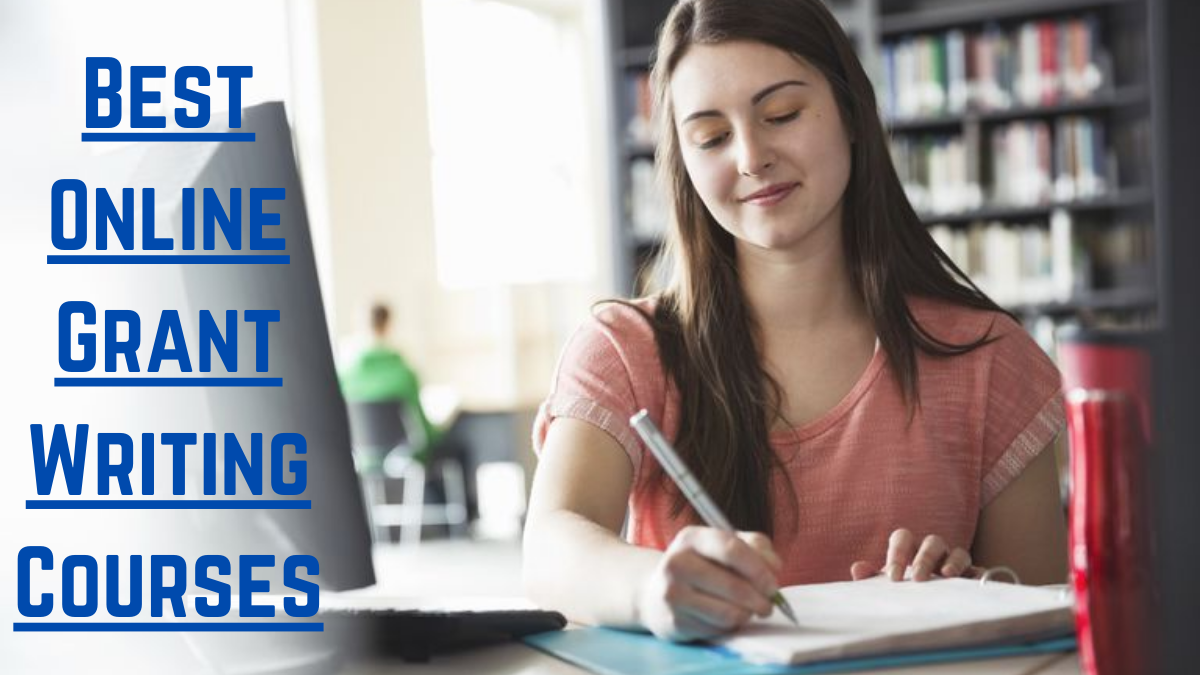Best Online Grant Writing Courses