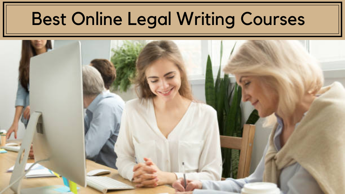 Best Online Legal Writing Courses