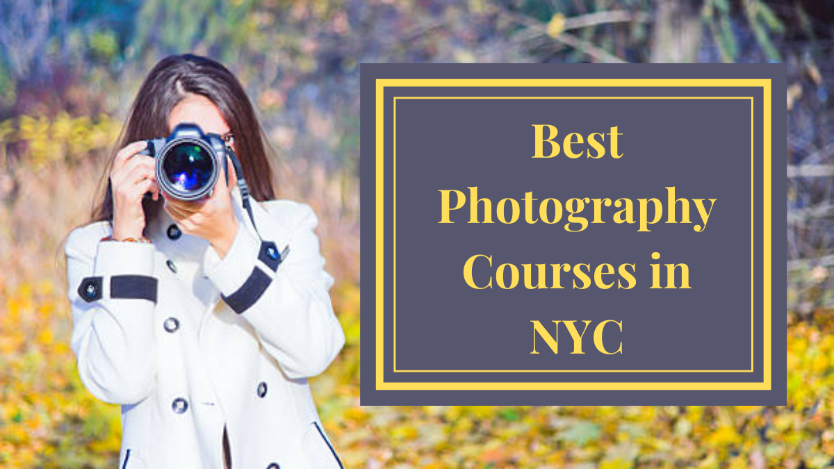Best Photography Courses in NYC