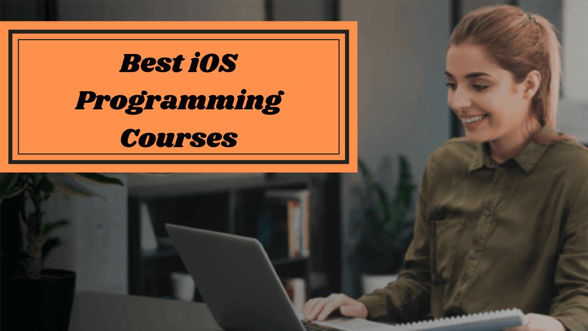 Best iOS Programming Courses