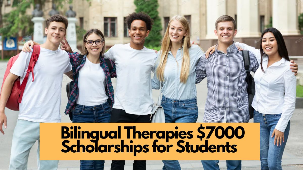 Bilingual Therapies $7000 Scholarships for Students