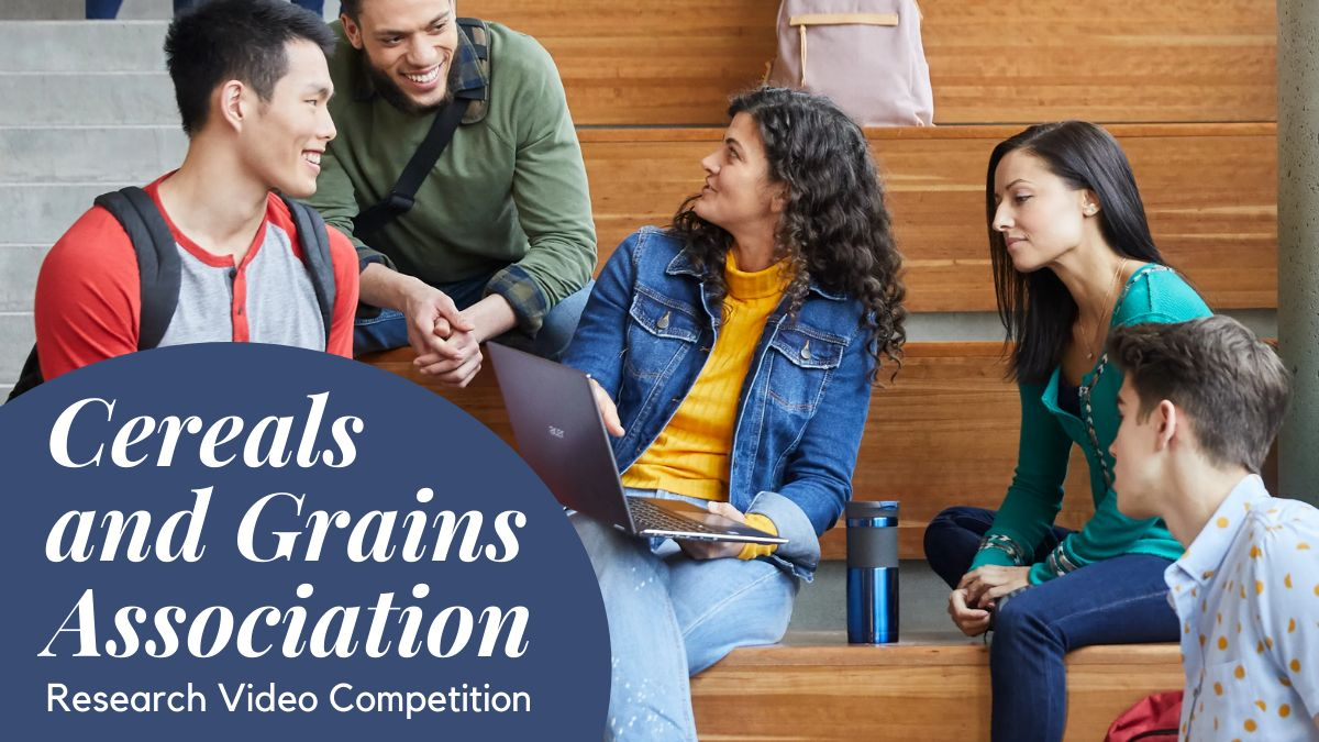 Cereals and Grains Association Research Video Competition