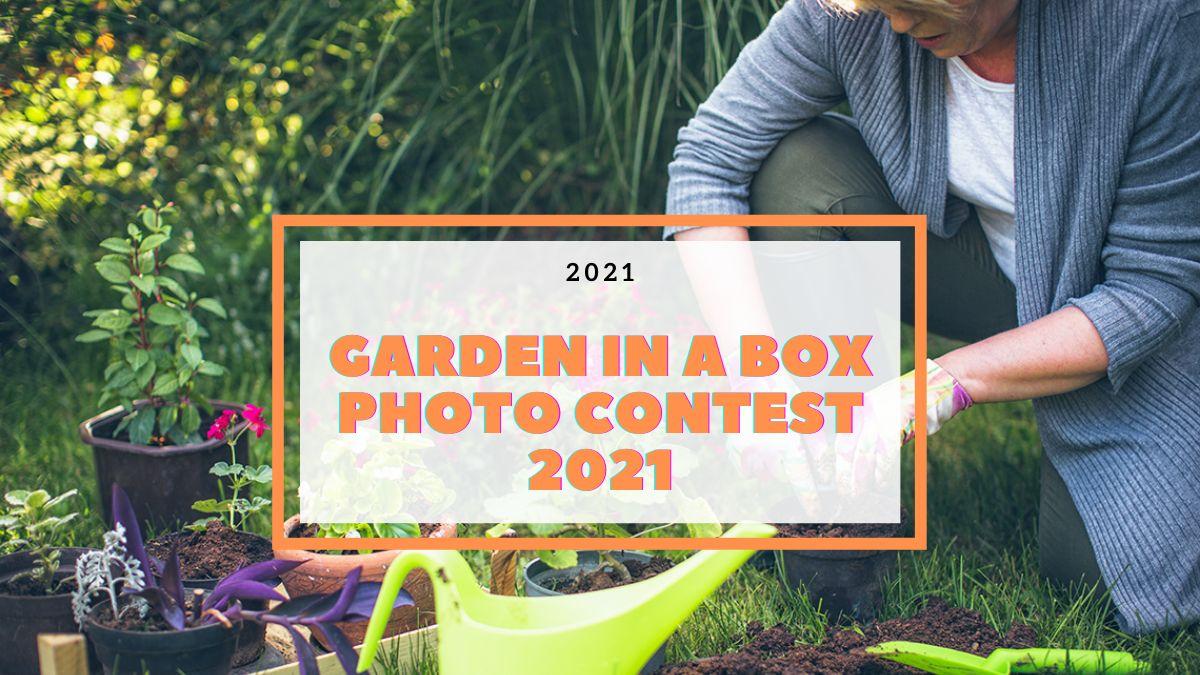 Garden in a Box Photo Contest 2021