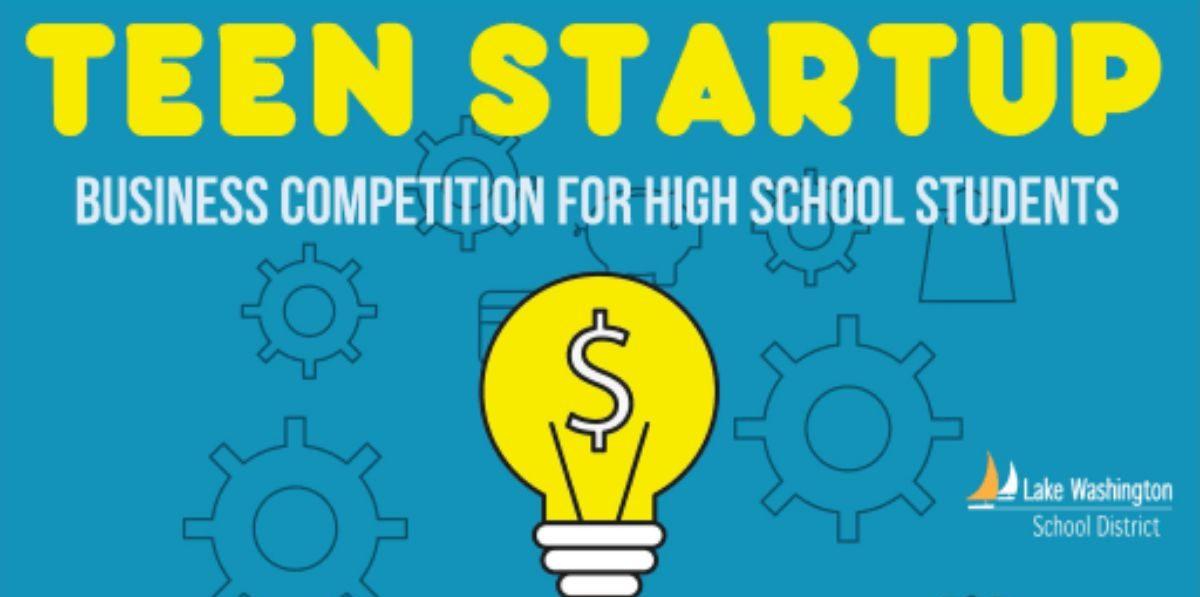 LWSD Teen Startup Challenge for High School Students