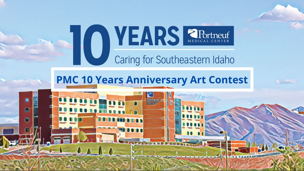 PMC 10 Years Anniversary Art Contest for Individuals Ages 10 and Over