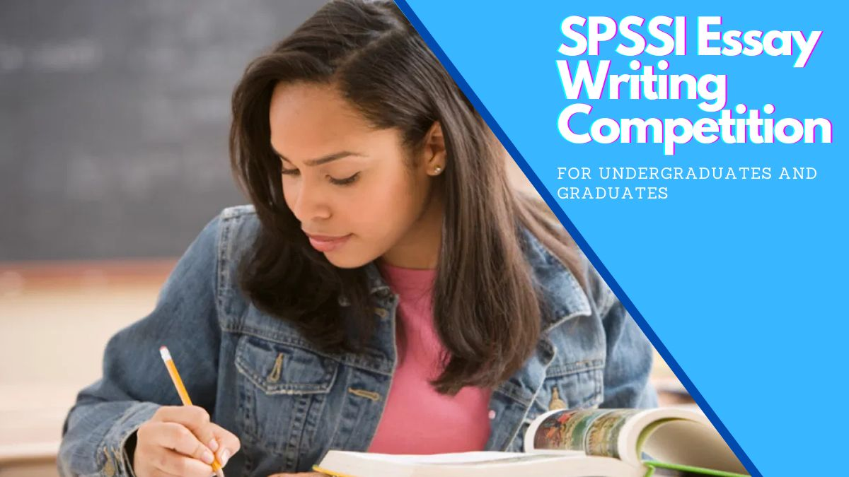 SPSSI Essay Writing Competition for Undergraduates and Graduates