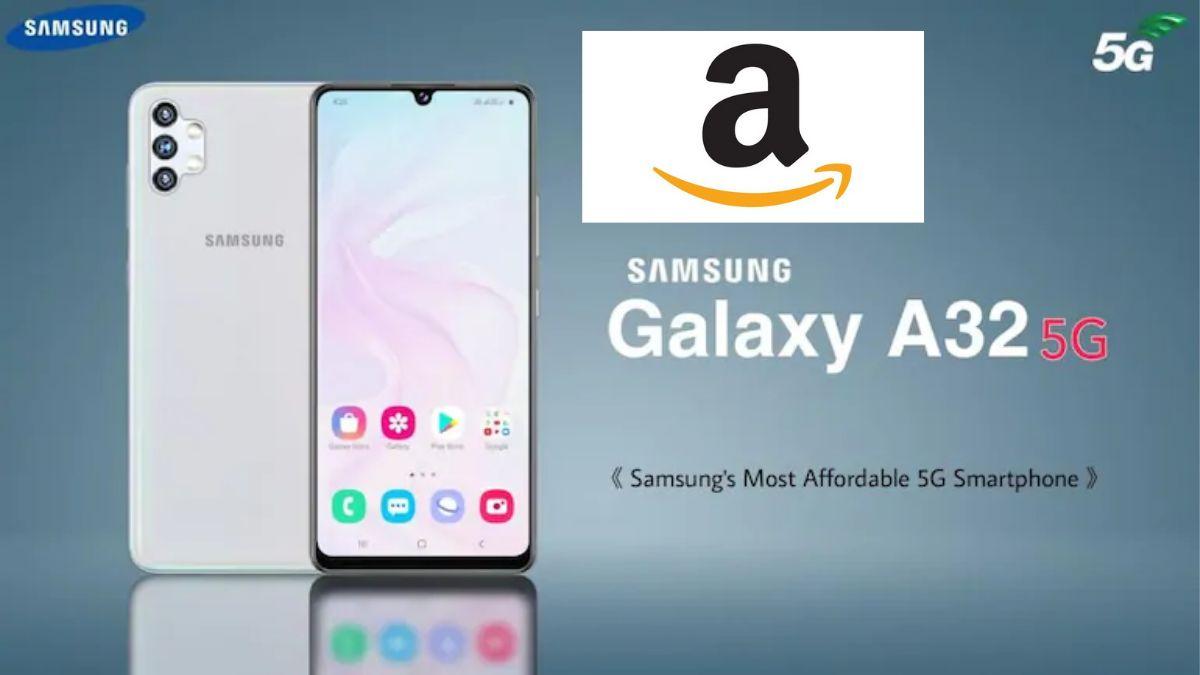 Samsung Galaxy A32 5G at 27% Off