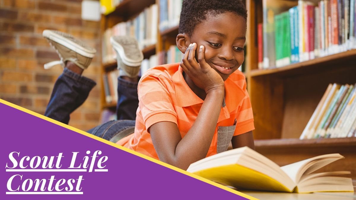 Scout Life Contest for 8 to 11 Years Old Students