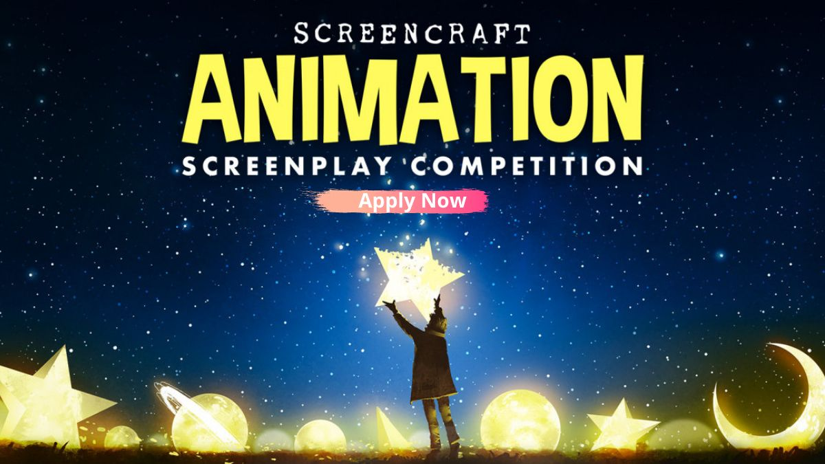 ScreenCraft Animation Screenplay Competition