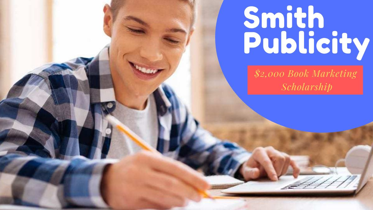 Smith Publicity $2,000 Book Marketing Scholarship