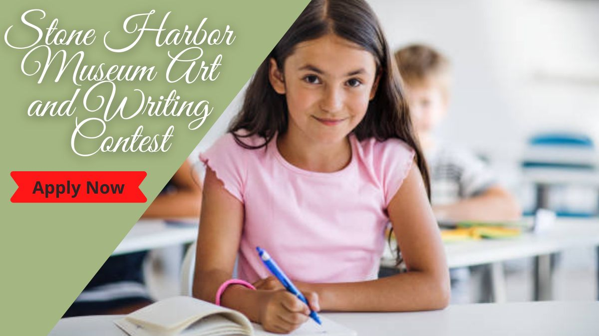 Stone Harbor Museum Art and Writing Contest
