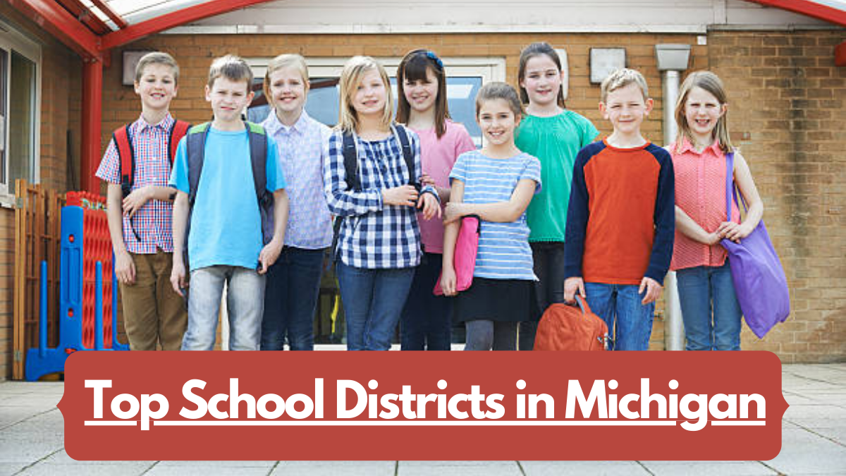 Top School Districts in Michigan