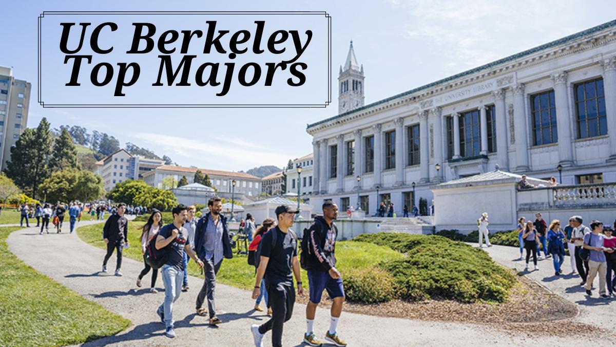 UC Berkeley Top Majors