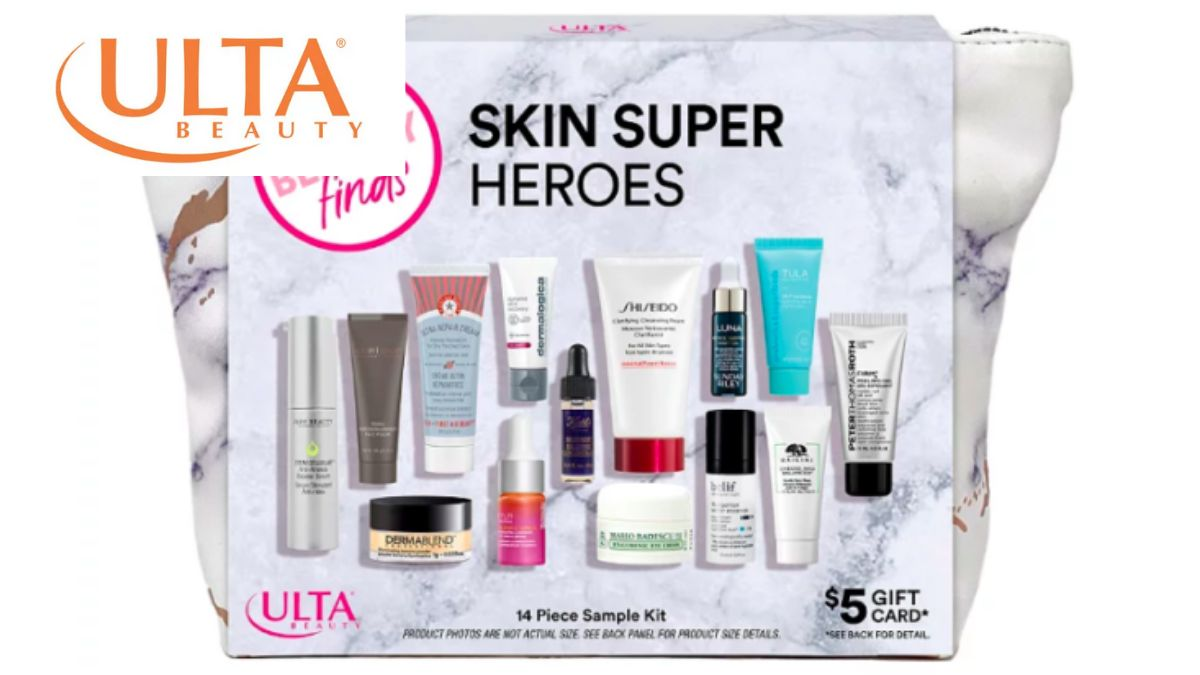 Ulta Beauty Summer Skin Care Set at 50% Off