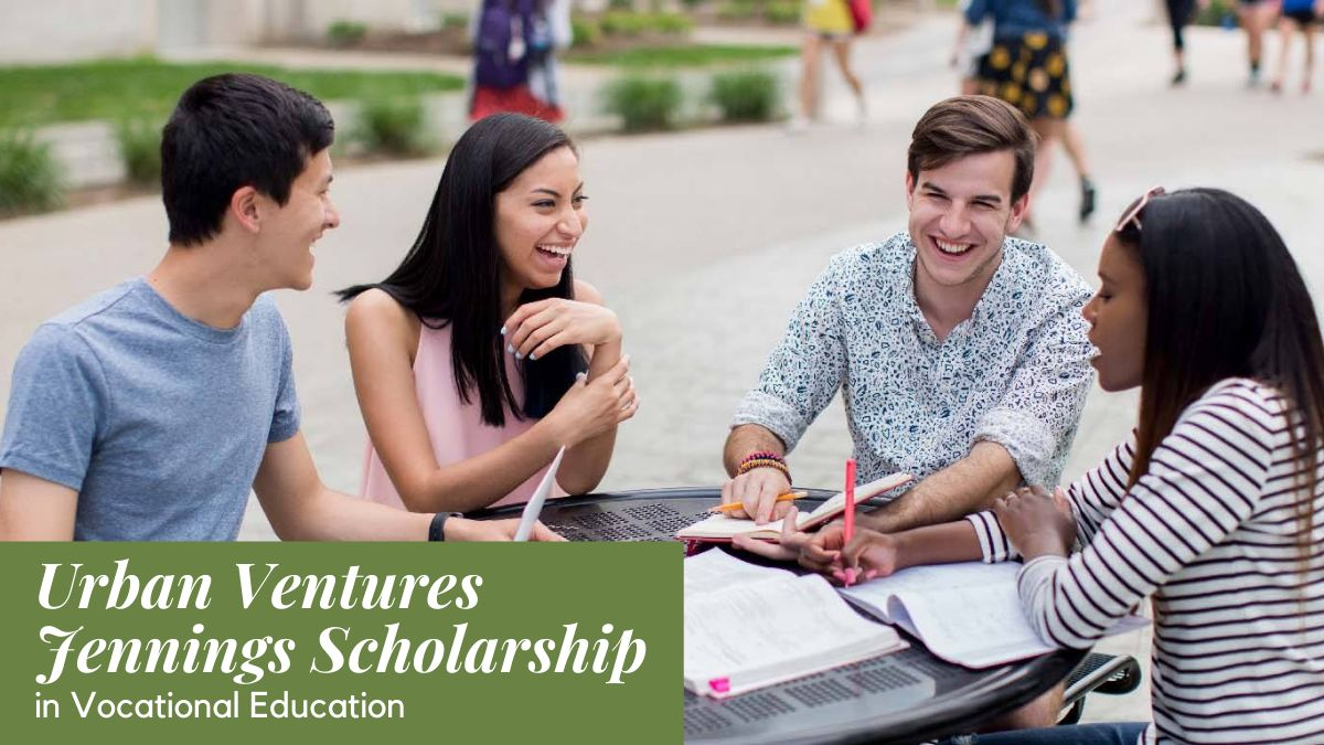 Urban Ventures Jennings Scholarship in Vocational Education