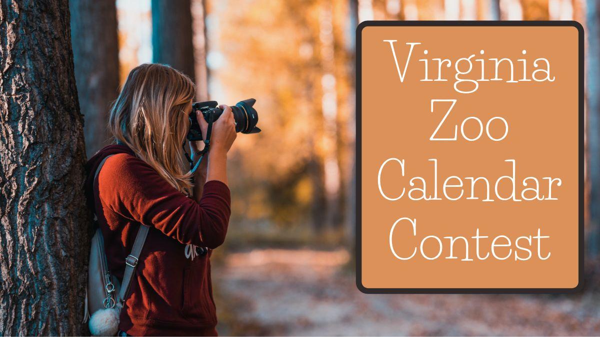 Virginia Zoo Calendar Contest