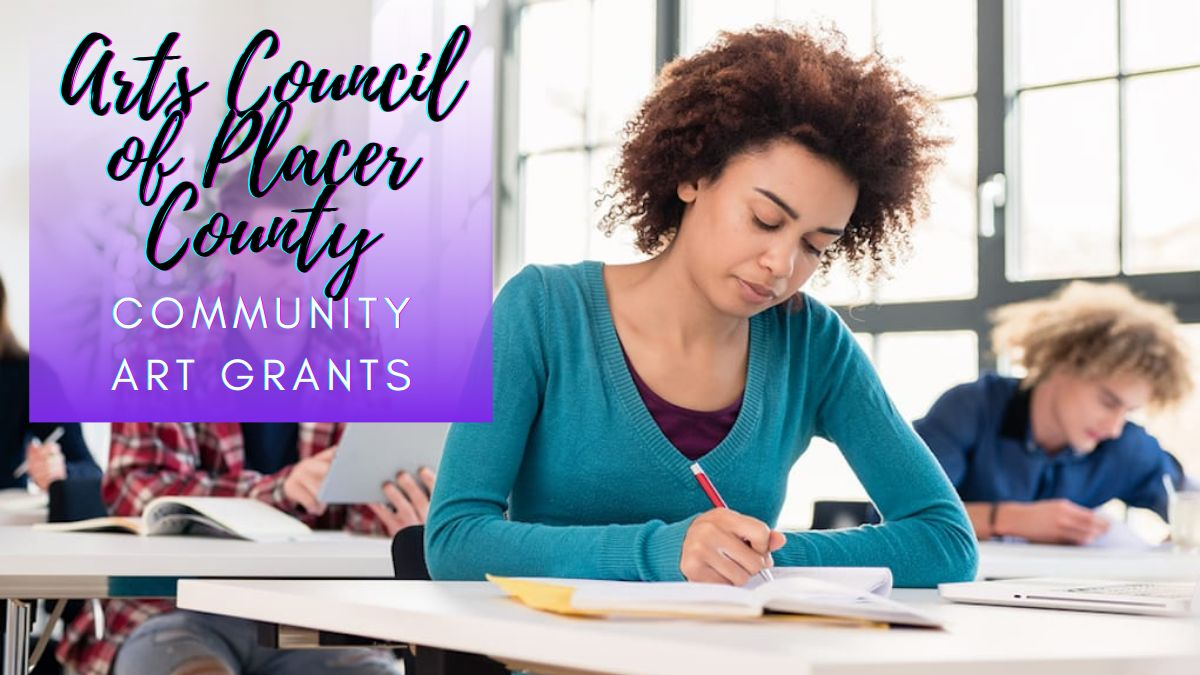 Arts Council of Placer County Community Art Grants