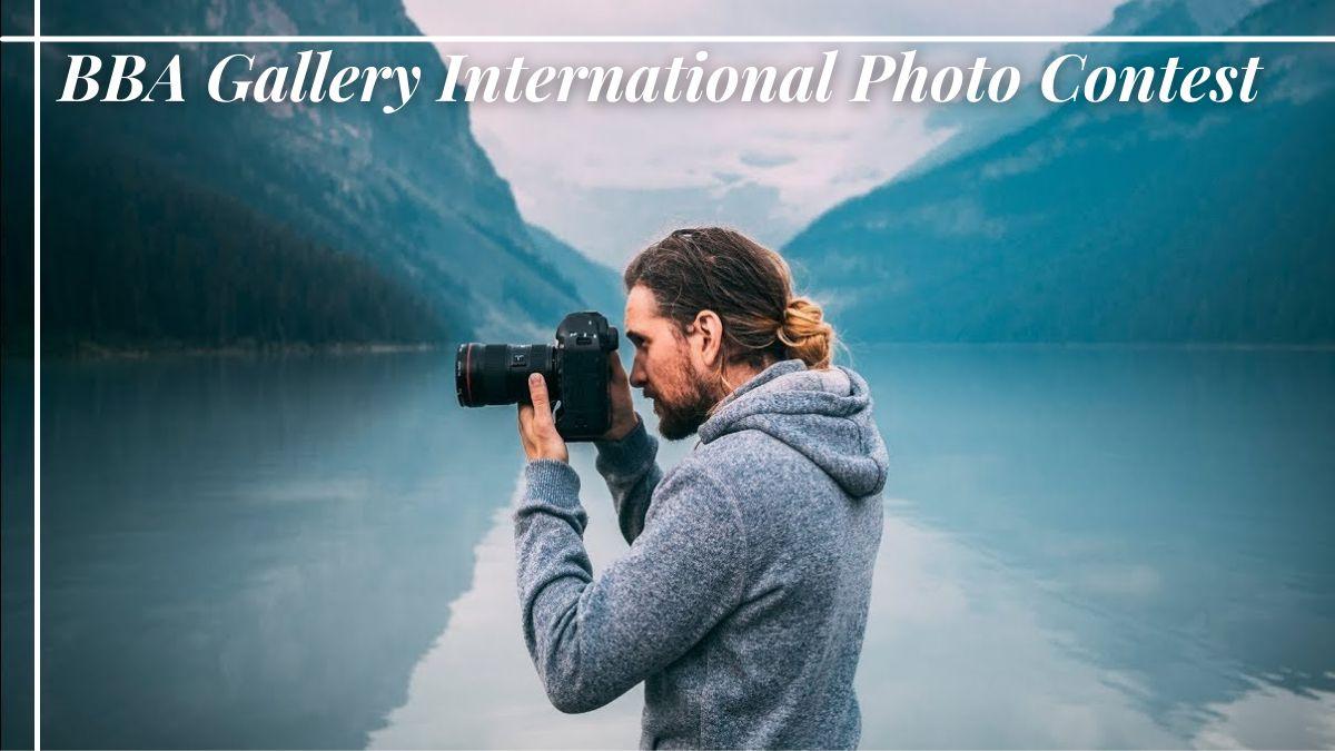 BBA Gallery International Photo Contest