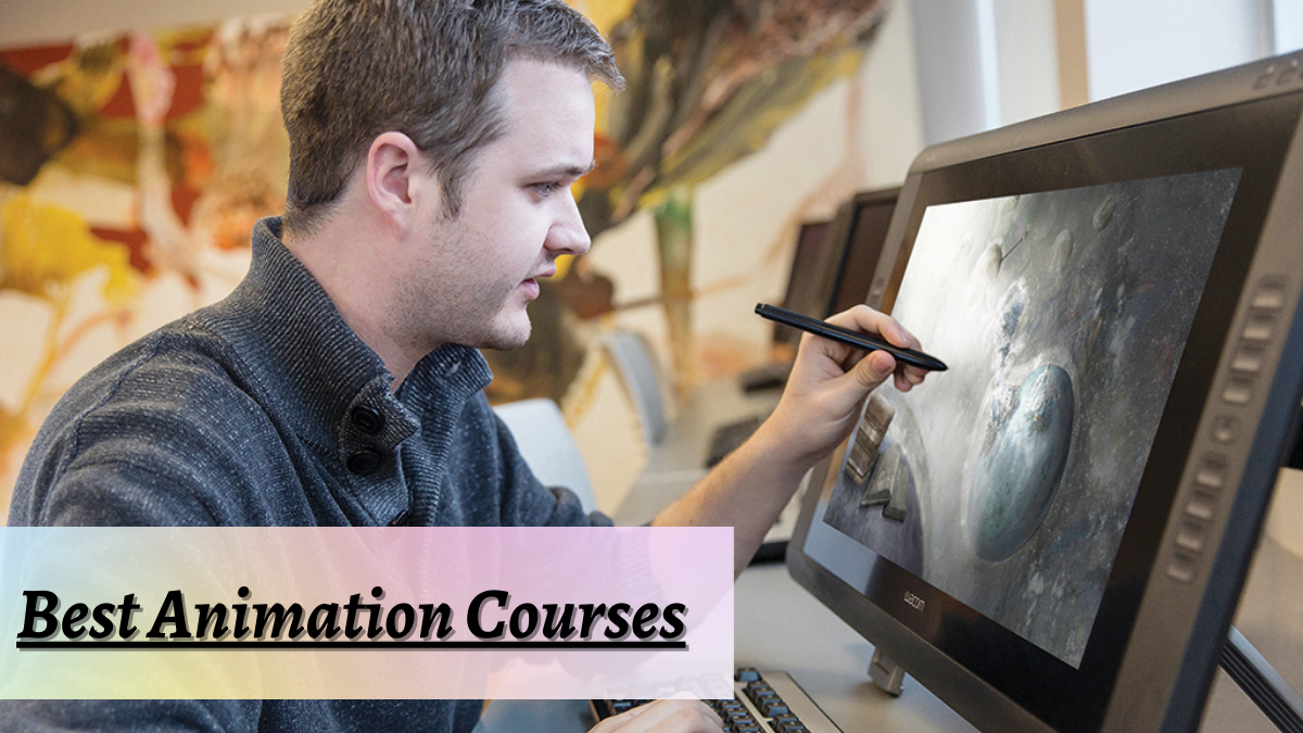 Best Animation Courses