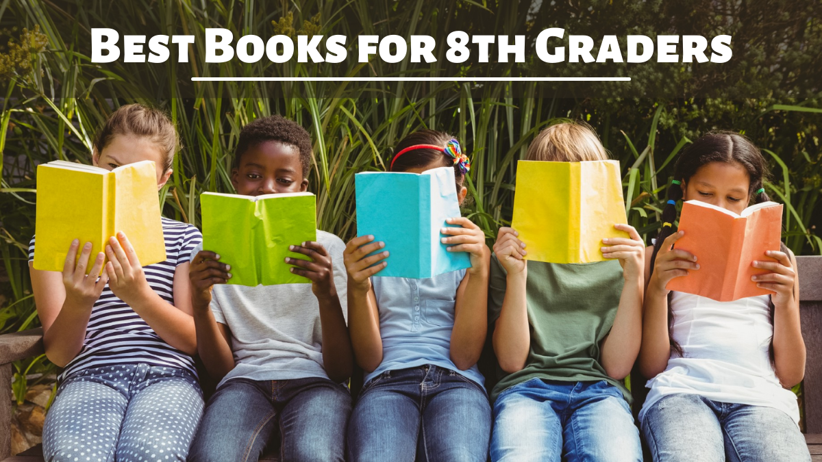 Best Books for 8th Graders
