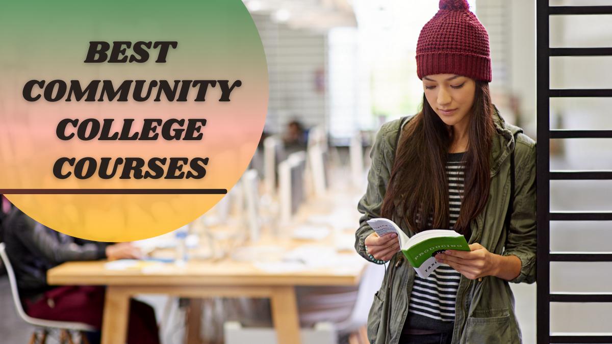 Best Community College Courses