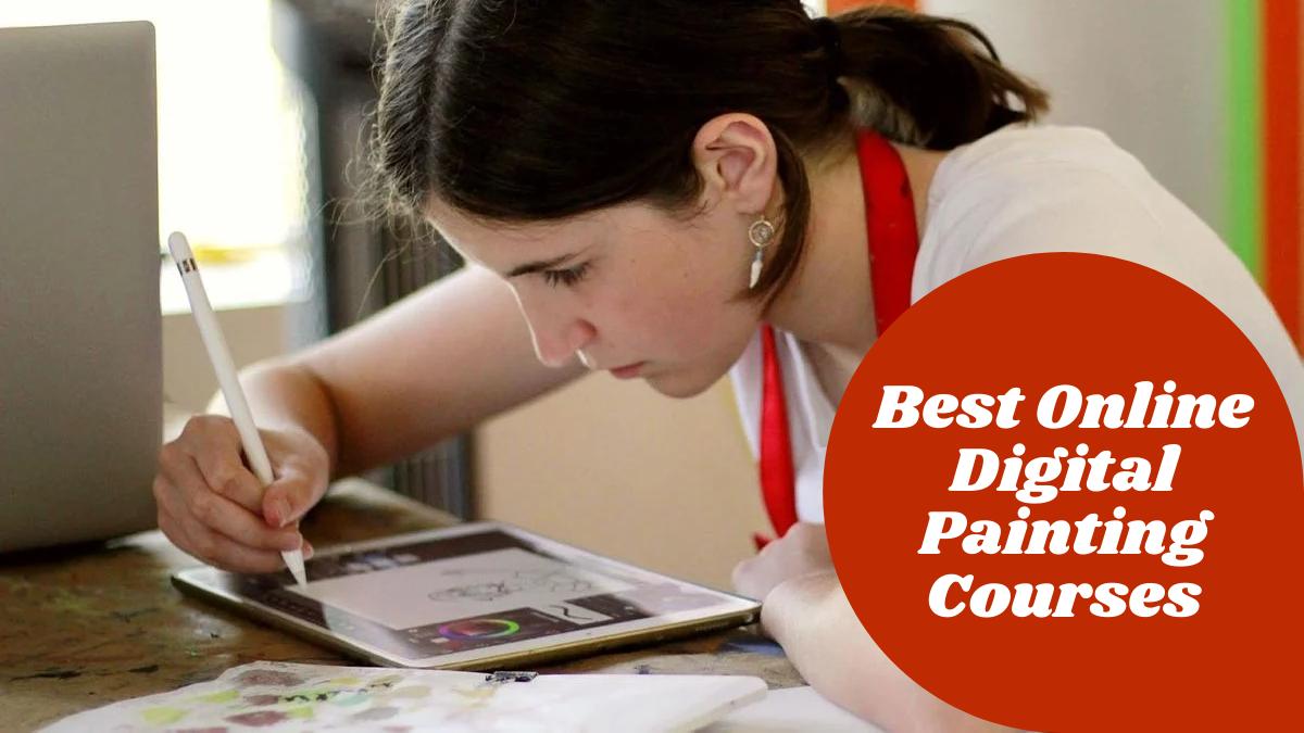Best Online Digital Painting Courses